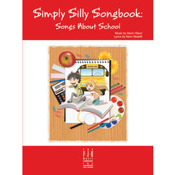 Simply Silly Songbook - Songs About School
