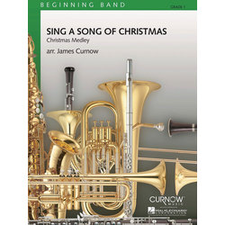 Sing a Song of Christmas - Score & Parts, Grade 1