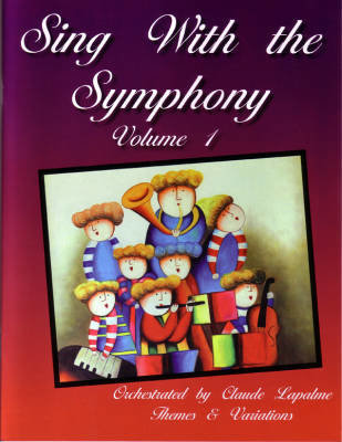 View larger image of Sing With the Symphony Vol.1 (Book/CD)