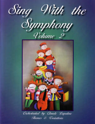 View larger image of Sing With the Symphony Vol.2 (Bk/CD)
