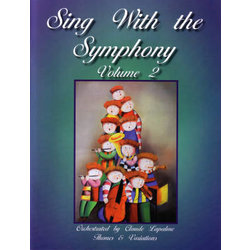 Sing With the Symphony Vol.2 (Bk/CD)