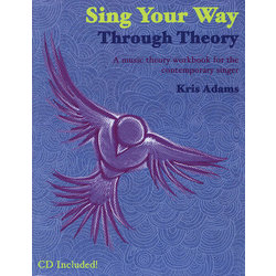 Sing Your Way Through Theory w/CD