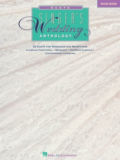 View larger image of Singers Wedding Anthology - 32 Duets (Revised Edition)