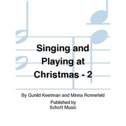 Singing & Playing at Christmas Vol.2 (Orff)