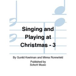 Singing & Playing at Christmas Vol.3 (Orff)