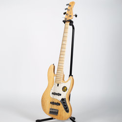 Sire Marcus Miller V7 2nd Generation 5-String Bass Guitar - Swamp Ash, Natural