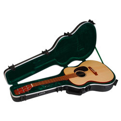 SKB 000 Sized Acoustic Guitar Case with TSA Latch