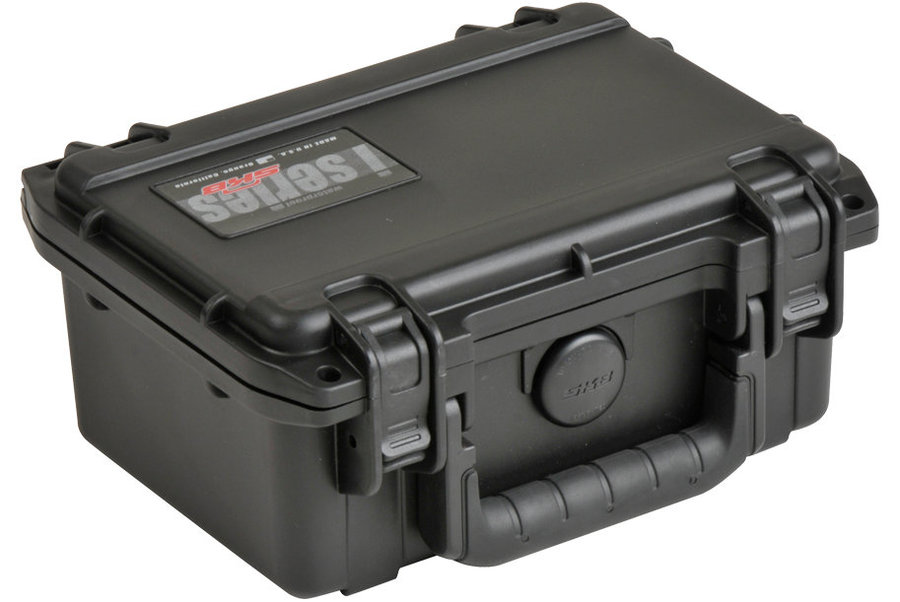 View larger image of SKB 0705-3 Waterproof Case with Cubed Foam - 7 x 5 x 3