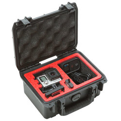 SKB 0705-3 Waterproof Single GoPro Case