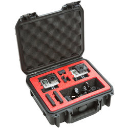 SKB 0907-4 Waterproof Double GoPro Camera Case