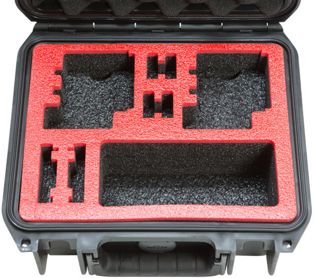View larger image of SKB 0907-4 Waterproof Double GoPro Camera Case
