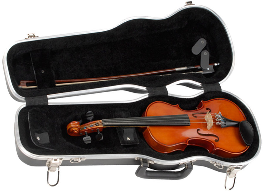 View larger image of SKB 1/4 Violin Deluxe Case