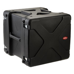 SKB 10U Roto Shockmount Rack Case - 20 Deep