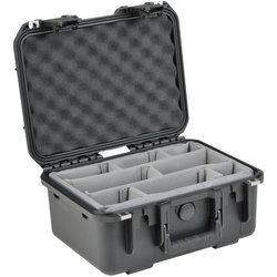 SKB 1309-6 Waterproof Case with Cubed Foam - 13 x 9 x 6