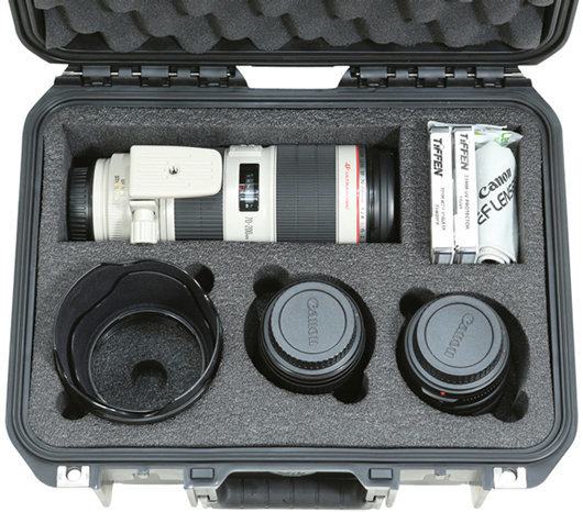 View larger image of SKB 1309-6 Waterproof Lens Case