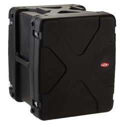 SKB 14U Roto Shockmount Rack Case - 20 Deep