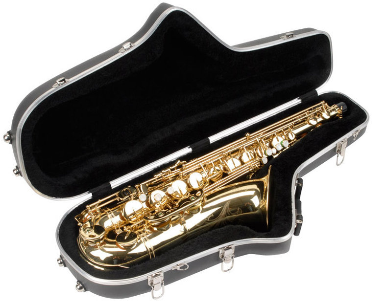 View larger image of SKB 150 Contoured Tenor Saxophone Case