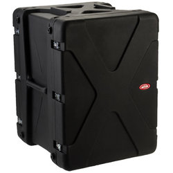 SKB 16U Roto Shockmount Rack Case - 20 Deep