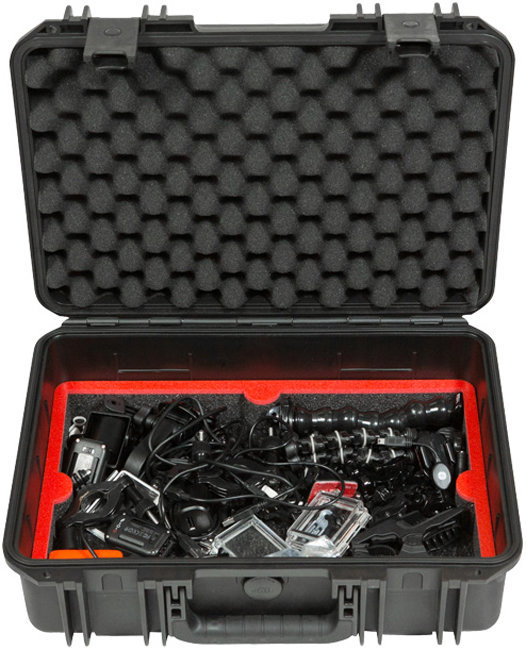 View larger image of SKB 1711-6 Waterproof Dual Layer Six GoPro Case
