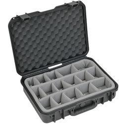 SKB 1813-5 Waterproof Case with Dividers - 18 x 13 x 5