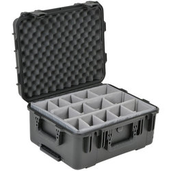 SKB 1914-8 Waterproof Case with Dividers - 19 x 14.25 x 8