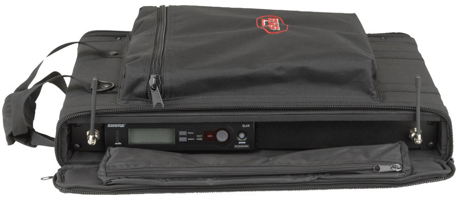 View larger image of SKB 1U Audio Soft Rack Case