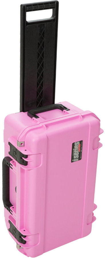 View larger image of SKB 2011-7 Waterproof Case with Cubed Foam - 20.5 x 11.5 x 7.5, Pink