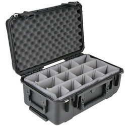 SKB 2011-7 Waterproof Case with Dividers - 20.5 x 11.5 x 7.5