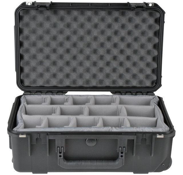 View larger image of SKB 2011-7 Waterproof Case with Dividers - 20.5 x 11.5 x 7.5