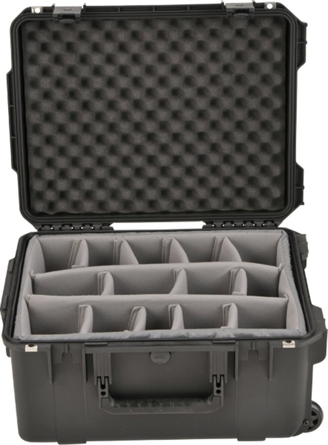 View larger image of SKB 2015-10 Waterproof Case with Dividers - 20.5 x 15.5 x 10