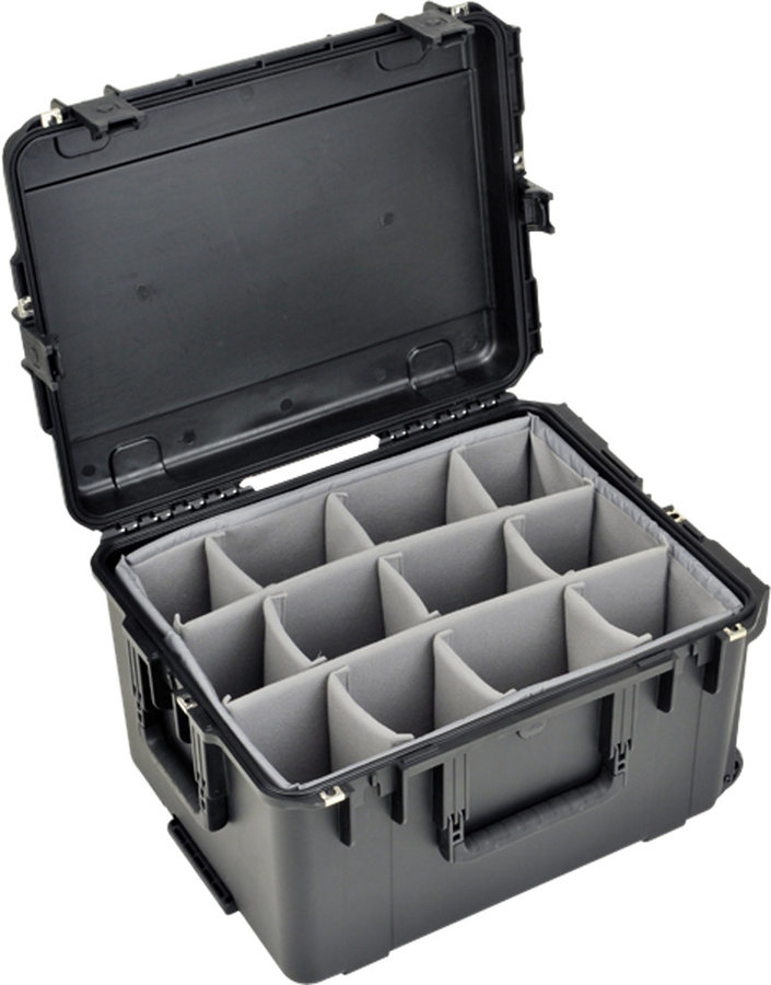 View larger image of SKB 2217-12 Waterproof Case with Dividers - 22 x 17 x 12