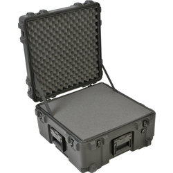 SKB 2222-12 Waterproof Utility Case with Cubed Foam - 22 x 22 x 12