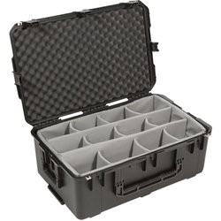 SKB 2918-10 Waterproof Case with Dividers - 29 x 18 x 10