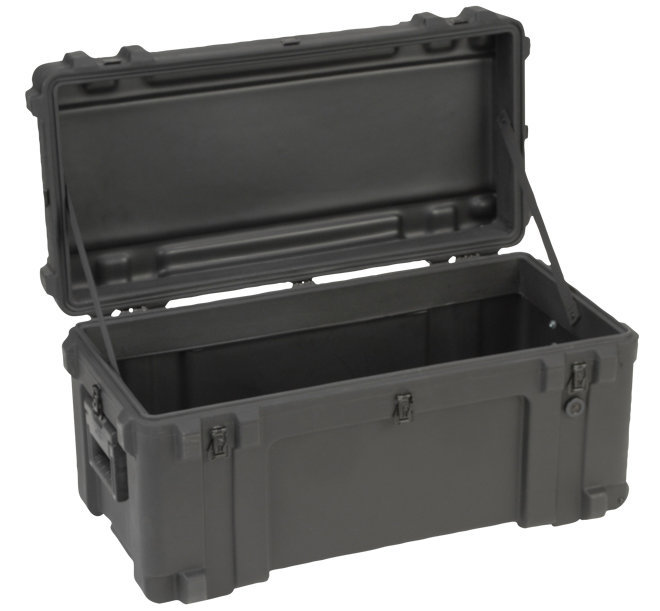 View larger image of SKB 3214-15 Waterproof Utility Case with Wheels and Pullhandle - 32 x 14 x 15
