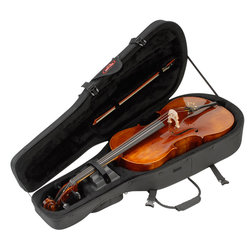SKB 4/4 Soft Case for Cello with Backpack Straps