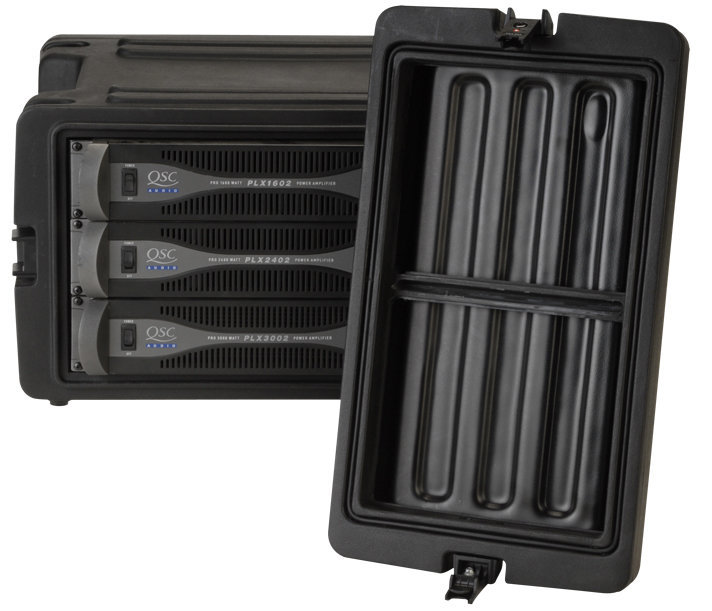 View larger image of SKB 6U Roto Rolling Rack