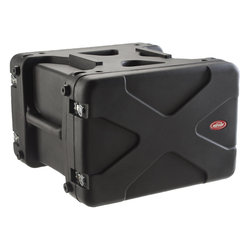 SKB 6U Roto Shockmount Rack Case - 20 Deep