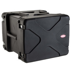 SKB 8U Roto Shockmount Rack Case - 20 Deep