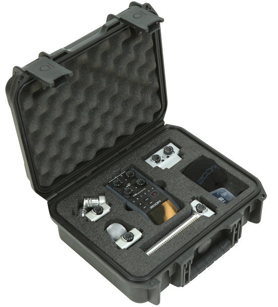 View larger image of SKB Case for Zoom H6 Broadcast Recorder Kit