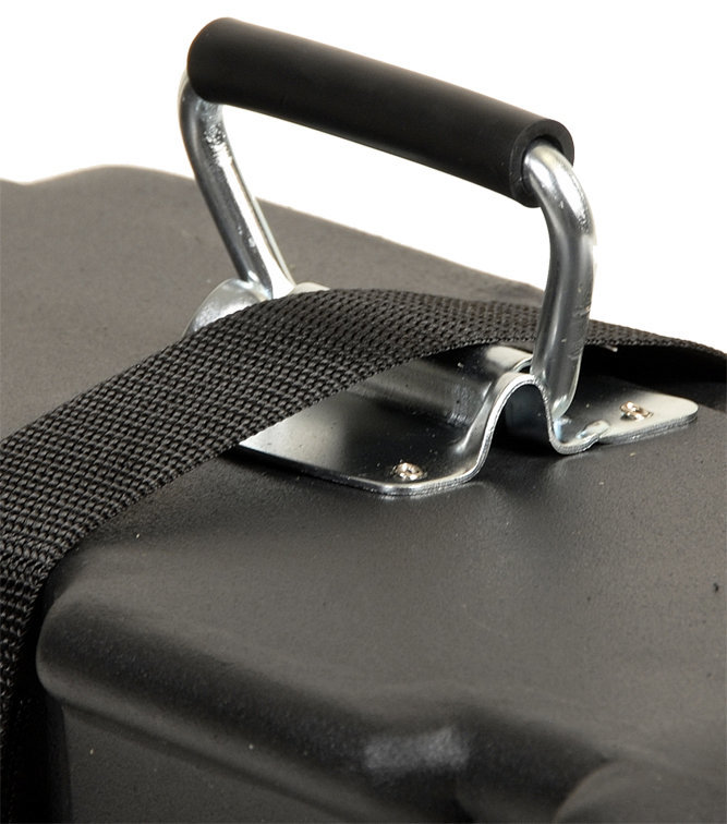View larger image of SKB Classic Series Tom Case - 10 x 7, Ebony