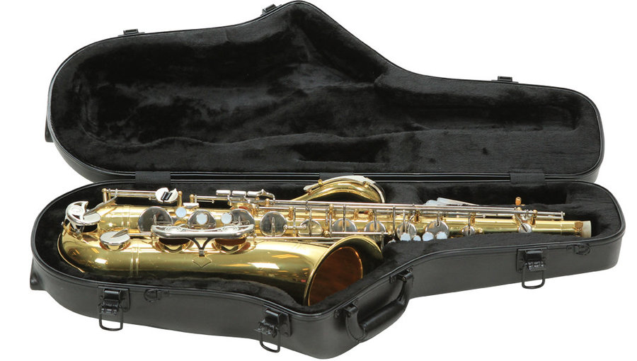 View larger image of SKB Contoured Pro Tenor Sax Case
