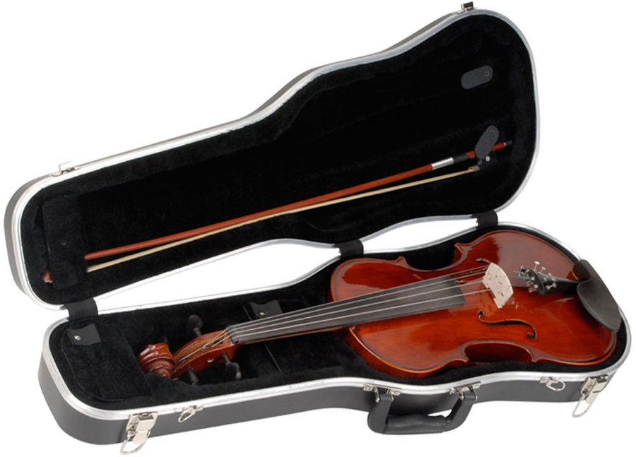 View larger image of SKB Fitted 15-16 Viola Deluxe Case