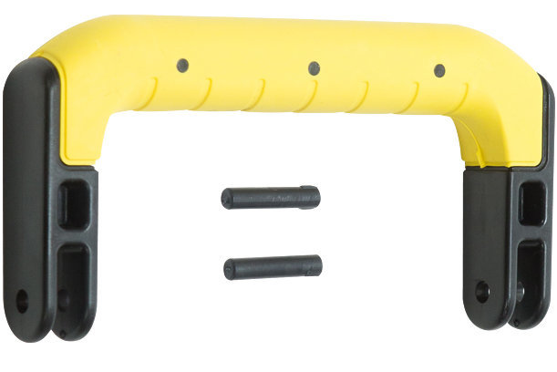 View larger image of SKB HD80 Replacement Handle - Yellow, Medium