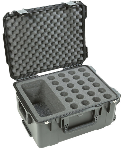 View larger image of SKB iSeries Waterproof Case for 24 Microphones
