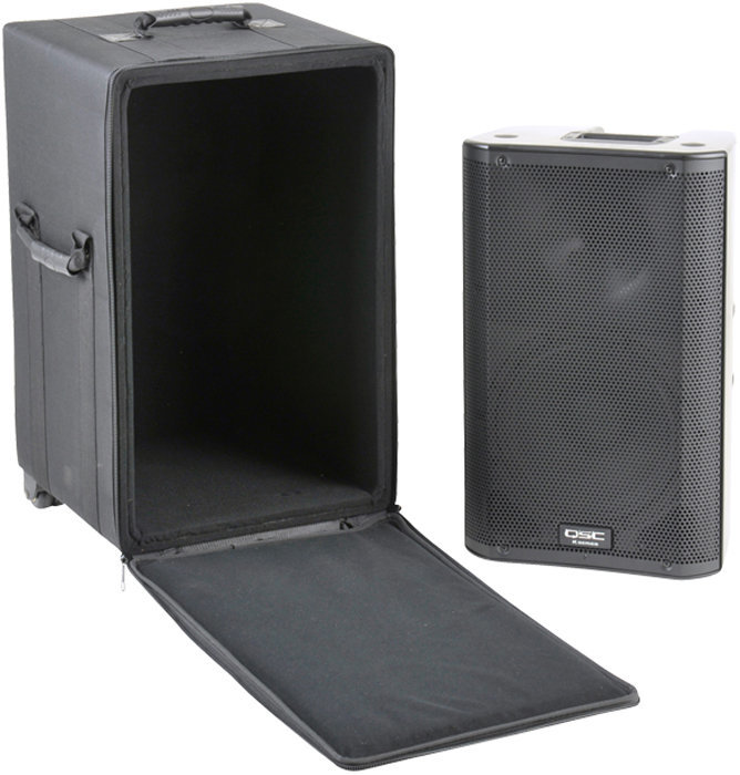 View larger image of SKB Power Speaker Soft Case with Wheels and Pull Handle - 24 x 14.5 x 15