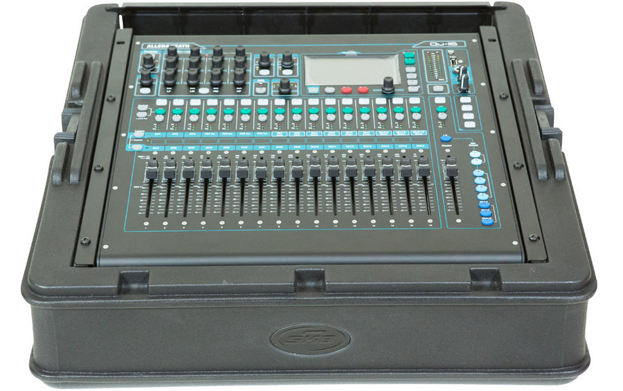 View larger image of SKB Roto-molded 10U Top Mixer Rack