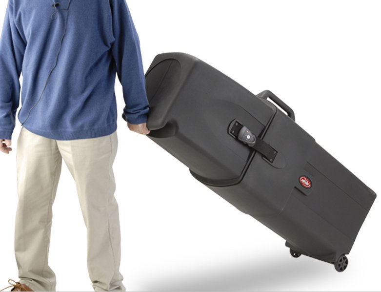 View larger image of SKB Roto Molded 2 Part Utility Case - 49 x 11.5