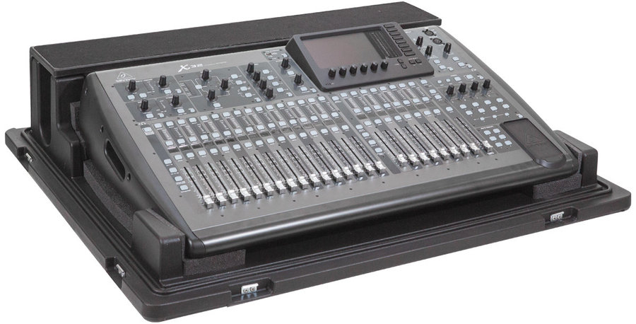 View larger image of SKB Roto-Molded for Behringer X32 Mixer Case with Wheels