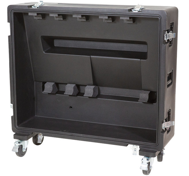 View larger image of SKB Roto-Molded Midas M32 Mixer Case with Wheels
