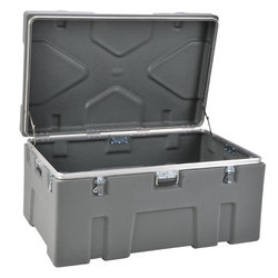 SKB Roto X Shipping Case - No Foam, 24 Deep